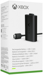 Зарядный комплект Xbox Play and Charge Kit (SXW-00002)