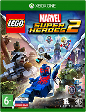 LEGO Marvel Super Heroes 2 (XboxOne) (GameReplay)