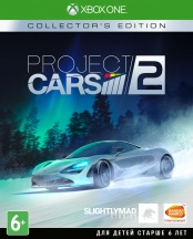 Project Cars 2 Collectors Edition (XboxOne)