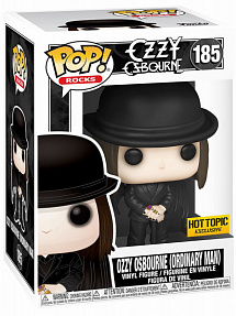 Фигурка Funko POP Ozzy Osbourne – Ordinary Man (Exc) (50336)