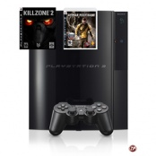PlayStation 3   250 GB + Killzone 2 + Дурная Репутация