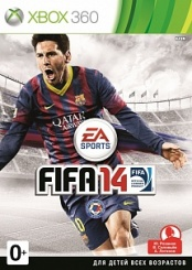 FIFA 14 (Xbox 360) (GameReplay)