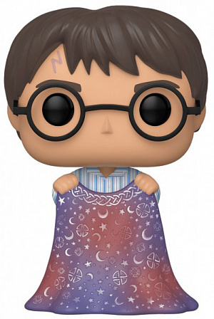Фигурка Funko Harry Potter – Harry w/Invisibility Cloak фото