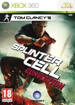 Tom Clancy's Splinter Cell: Conviction (Xbox 360) (GameReplay)