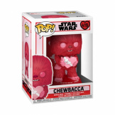 Фигурка Funko POP  Star Wars – Valentines: Cupid Chewbacca (52871)