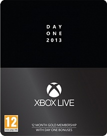 Live 12 Month Day One (EUR) (XboxOne)