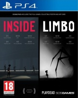 Inside + Limbo Double Pack (PS4)