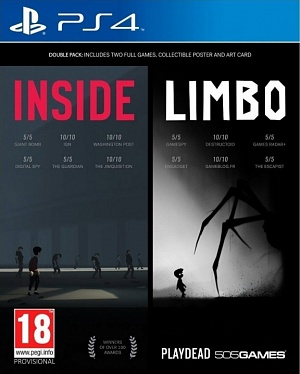 Inside + Limbo Double Pack (PS4) от GamePark.ru
