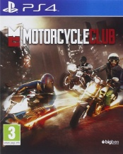 Motorcycle Club (PS4)