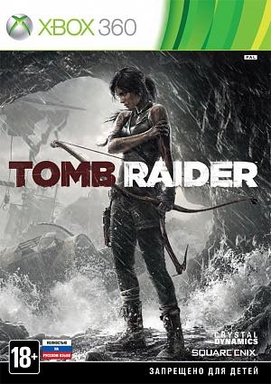 Tomb Raider (Xbox 360) (GameReplay) фото