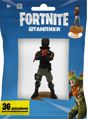 Штампик Fortnite – Герой асфальта (7,5 см) в коробке фото