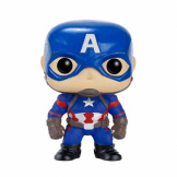 Фигурка Funko POP Marvel Civil War – Captain America (7223)