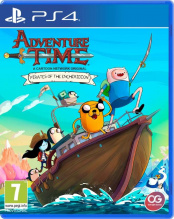 Adventure Time: Pirates of Enchiridion (PS4)