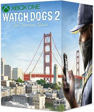 """Watch Dogs 2. Коллекционное издание """"Сан-Франциско"""" (Xbox One)"""