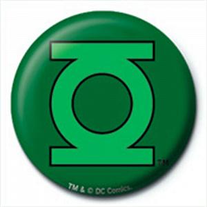 Значок Pyramid: DC Comics – Green Lantern Logo