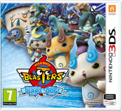 Yo-kai Watch Blasters: White Dog Squad (3DS)