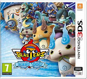 Yo-kai Watch Blasters: White Dog Squad (3DS) фото