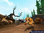 Скриншот Ice Age 3 Dawn of the Dinosaurs (PS2), 9