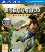 Uncharted: Золотая бездна (PS Vita) (GameReplay)