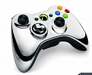 Скриншот Controller Wireless R Chrome Series Silver, 2