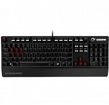 Клавиатура Ozone Gaming Strike Pro Cherry MX Brown