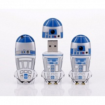 Флешка Star Wars USB Flash R2D2 4Gb