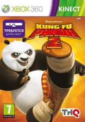 Kung-Fu Panda 2 для MS Kinect (Xbox360) (GameReplay)