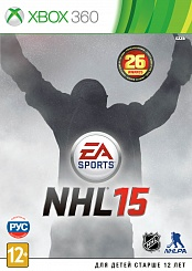 NHL 15 (Xbox360) (GameReplay)