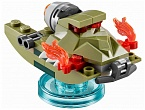 Скриншот LEGO Dimensions Fun Pack - Lego Legend of Chima (Cragger, Swamp Skimmer), 5