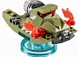 LEGO Dimensions Fun Pack - Lego Legend of Chima (Cragger, Swamp Skimmer)
