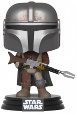 Фигурка Funko POP Star Wars: Mandalorian – The Mandalorian (Final) (45545)