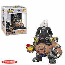 Фигурка Funko POP Games: Overwatch – Roadhog