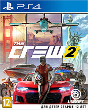 The Crew 2 (PS4) (GameReplay)