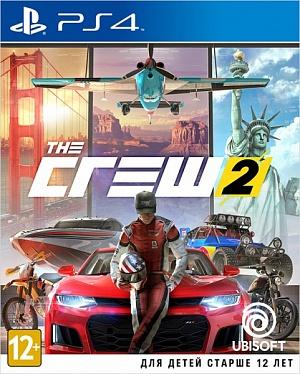 The Crew 2 (PS4) фото