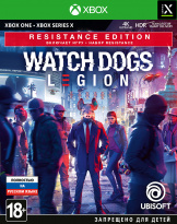 Watch Dogs: Legion. Resistance Edition (Xbox One)