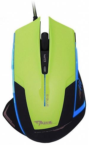 Мышь Mazer Type-R EMS124 (Зеленая)