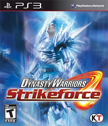 Dynasty Warriors: Strike Force (PS3) (GameReplay)