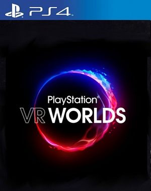 VR Worlds (PS4) (GameReplay)