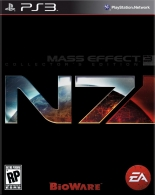 Mass Effect 3 N7 Collector's Edition (PS3)