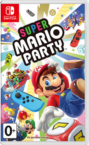 Super Mario Party (Nintendo Switch) фото