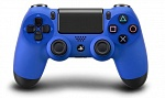 Скриншот Controller Wireless DualShock 4 Wave Blue, 1