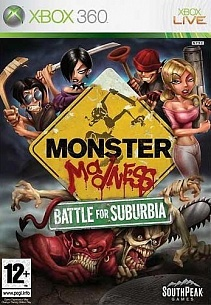 Monster Madness: Grave Danger (Xbox 360)