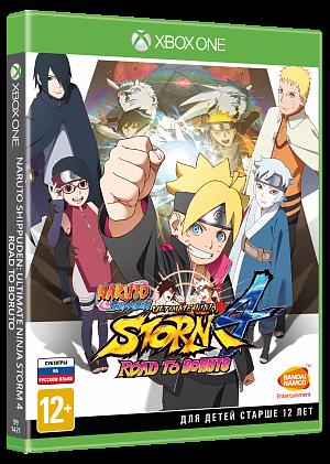 Naruto Shippuden Ultimate Ninja Storm 4: Road to Boruto (XboxOne) от GamePark.ru