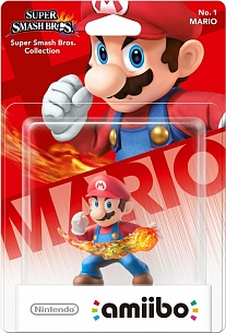 Amiibo: Super Smash Bros Collection Mario