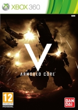 Armored Core 5 (V) (Xbox 360) (GameReplay)