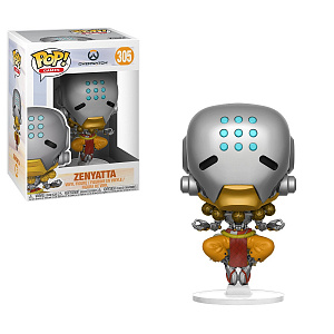 Фигурка Funko POP Games: Overwatch – Zenyatta