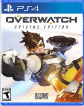 Overwatch: Origins Edition (PS4) (GameReplay)