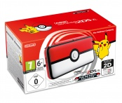 New Nintendo 2DS XL Poke Ball Edition. Ограниченное издание (3DS)
