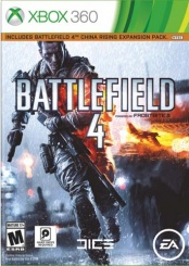 Battlefield 4 Limited Edition (Xbox360) (GameReplay)