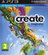 Create (PS3) (GameReplay)